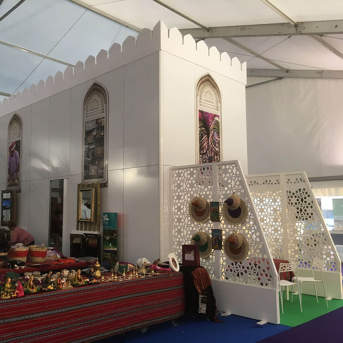 Stand Sultanat d'Oman